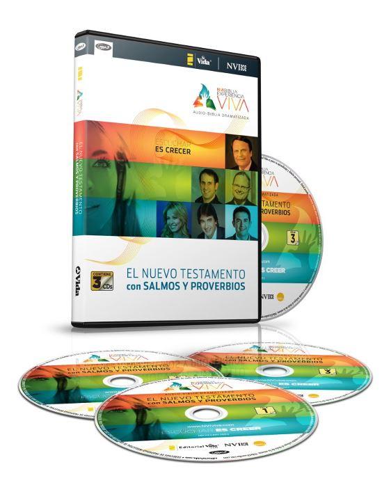 nvi experiencia viva - audio biblia dramatizada