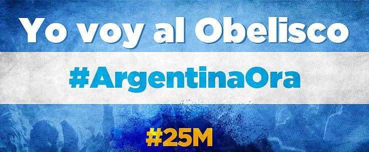 El 25 de Mayo, Argentina Ora