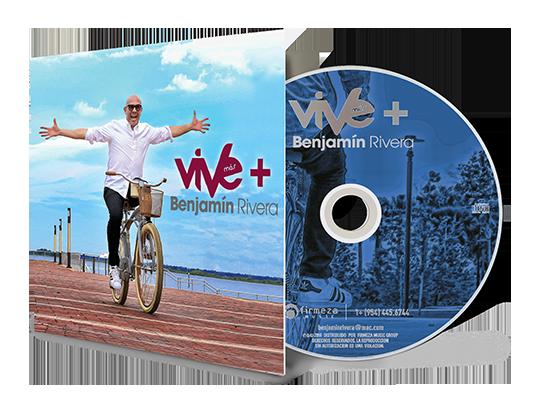 CD Vive Mas539