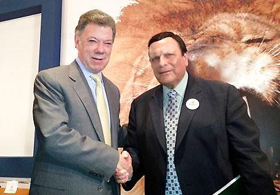 Con-el-Presidente-de-Colombia_Feb-2013