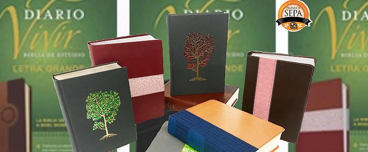 Biblia de estudio del diario vivir #1 en ventas
