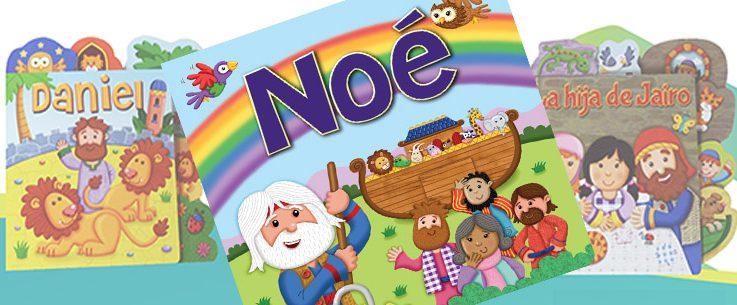 Noé, la historia contada para niños