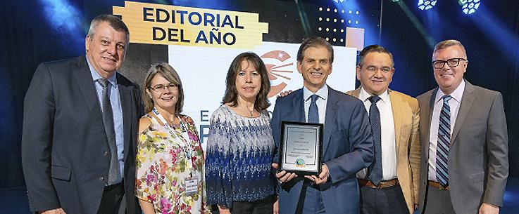 Editorial Portavoz seleccionada Editorial del Año y ganadora de otros siete importantes premios de SEPA