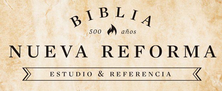 La Biblia Nueva Reforma para todos