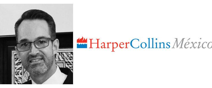 Roberto Torres es el nuevo director general de HarperCollins México