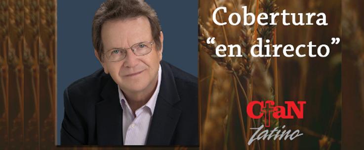Servicio Conmemorativo en honor al evangelista Reinhard Bonnke transmisión «en directo»