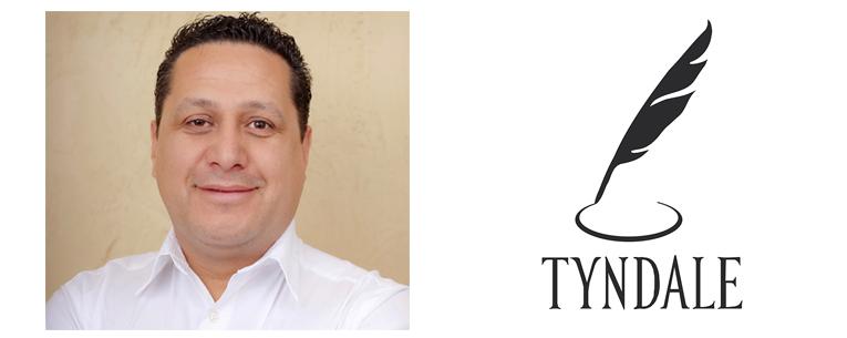 Tyndale incorpora nuevo Consultor de ventas en Centroamérica