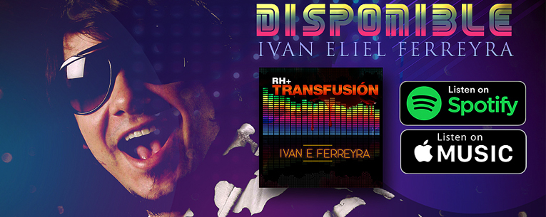 "Iván Eliel Ferreyra presenta ""Transfusión"""