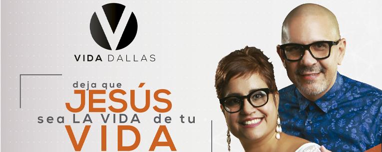 Benjamín Rivera liderará Vida Dallas, una nueva comunidad de fe