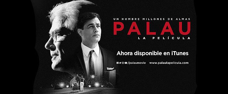 Llega a iTunes «Palau, La Película – Un hombre, un millón de almas»