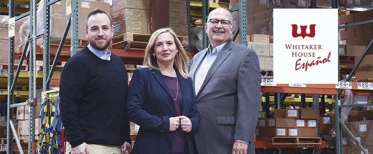 Whitaker House anuncia nuevo Gerente de Ventas para la División de Español
