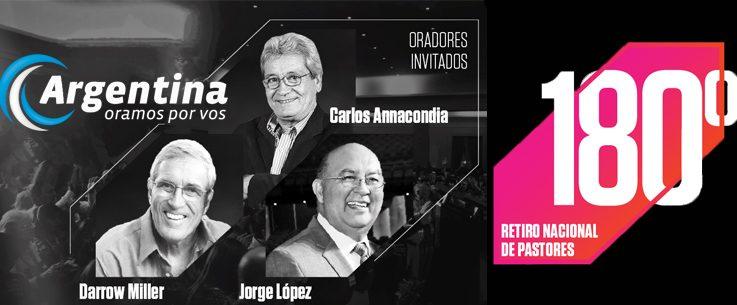 Retiro Nacional de Pastores: Argentina Oramos por Vos