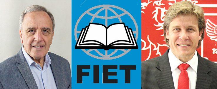 FIET celebra 40 años de vida e instala nuevo rector