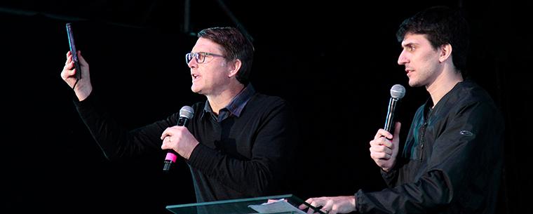 Culminó el Festival con Andrés Palau en La Matanza