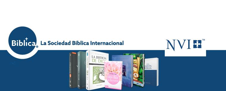 Biblica expande la distribución de la Biblia Nueva Version Internacional