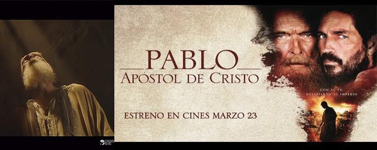 Estrena «Pablo, Apóstol de Cristo»