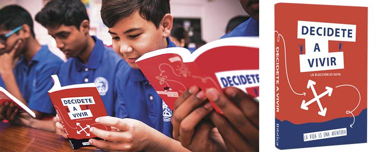 Bíblica lanzó una encuesta sobre juventud y adolescencia