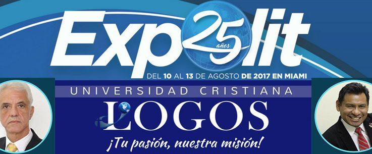 Universidad Cristiana Logos presente en los 25 años de Expolit
