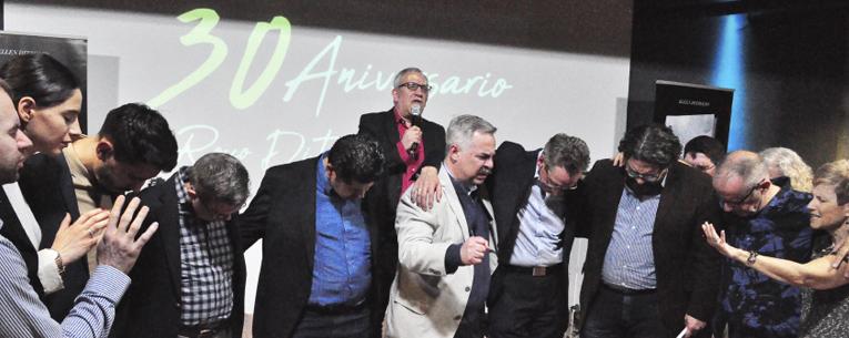 Los DiTrolio: 30 años plantando iglesias